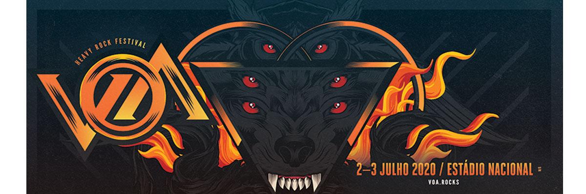 VOA - Heavy Rock Festival