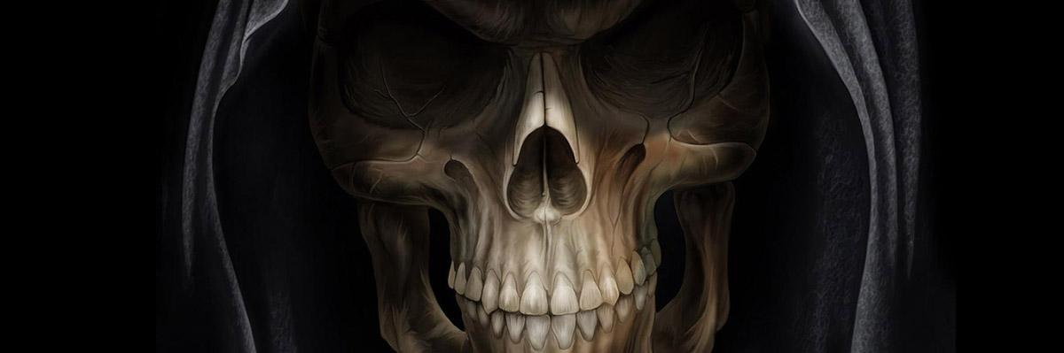 Skulls - Caveiras - Dragões