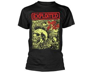 EXPLOITED punks not dead/blk TS