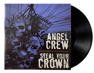 STEAL YOUR CROWN + ANGEL CREW kings dont SPLIT EP