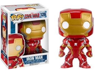 IRON MAN iron man (126) 9cm POP FIGURE