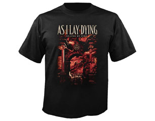 AS I LAY DYING shaped by fire TS