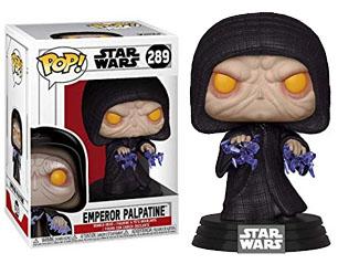 STAR WARS emperor palpatine (289) POP FIGURE