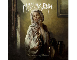MY DYING BRIDE the ghost of orion CD
