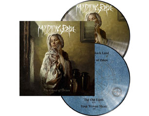 MY DYING BRIDE the ghost of orion PICTURE VINYL