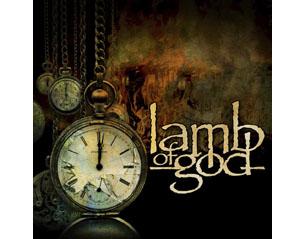 LAMB OF GOD lamb of god CD