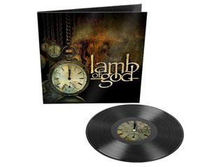 LAMB OF GOD lamb of god VINYL