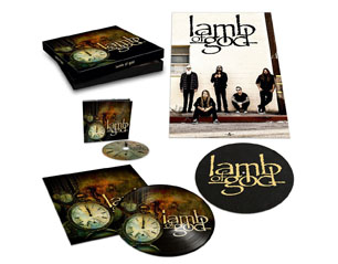 LAMB OF GOD lamb of god DELUXE EDITION