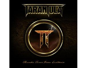 TARANTULA thunder tunes from lusitania CD DIGI