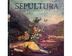 SEPULTURA sepulQuarta CD