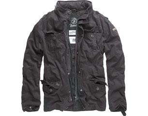 BRANDIT britannia jacket 3116 2 schwarz JACKET