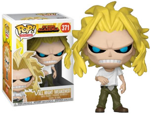 MY HERO ACADEMY all might 371 POP FIGURE