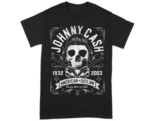 JOHNNY CASH american outlaw TS