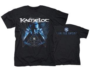 KAMELOT i am the empire TS