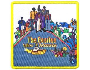 BEATLES yellow submarine album cover WPATCH