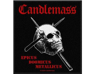 CANDLEMASS epicus doomicus metallicus WPATCH