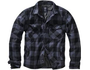 BRANDIT lumberjacket black-grey 9478.28 JACKET