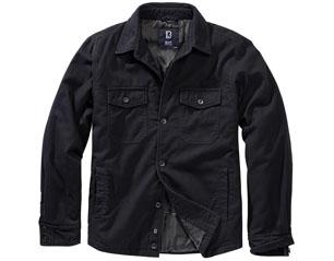 BRANDIT lumberjacket black 9478.2 JACKET