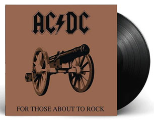 AC/DC for those about VINYL
