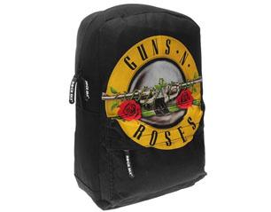GUNS N ROSES classic logo rucksack BAG