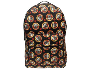 GUNS N ROSES roses allover rucksack BAG
