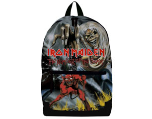 IRON MAIDEN number of the beast classic rucksack BAG