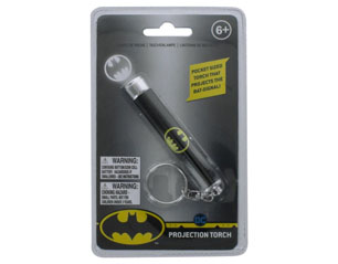 BATMAN pocket projection torch LAMP