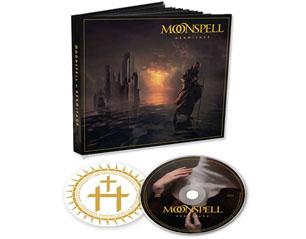 MOONSPELL hermitage MEDIABOOK CD