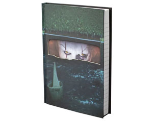 IT lenticular 3D pennywise NOTEBOOK