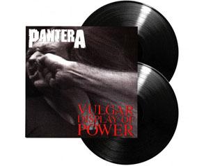 PANTERA vulgar display of power VINYL