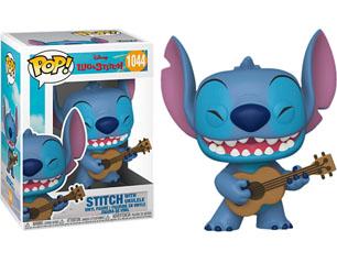 DISNEY stitch w/ukelele  fk1044 POP FIGURE