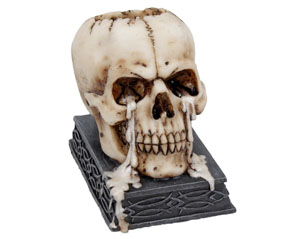 SKULLS tears of time 10cm FIGURE