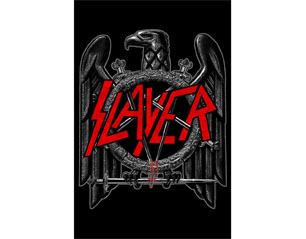 SLAYER black eagle HQ TEXTILE POSTER