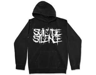SUICIDE SILENCE logo HOODIE