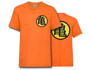 DRAGON BALL kamehouse orange TS