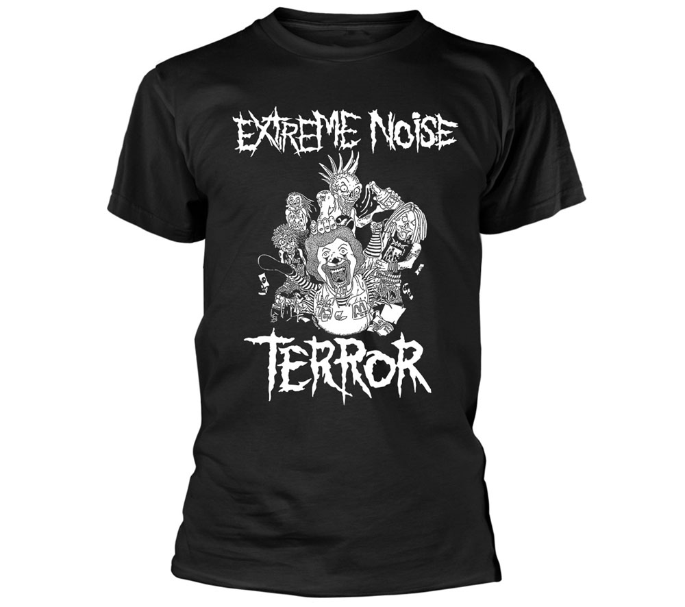 EXTREME NOISE TERROR in it for life TS