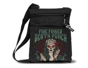 FIVE FINGER DEATH PUNCH dotd green BODY BAG