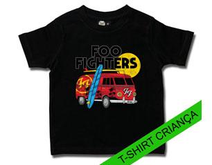 FOO FIGHTERS van/black YOUTH TS