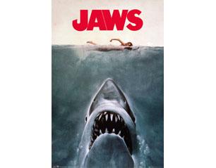 JAWS key art POSTER