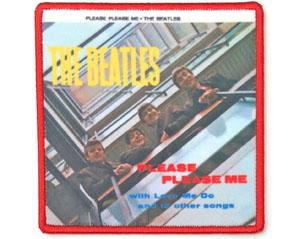 BEATLES please please me album cover WPATCH