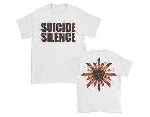 SUICIDE SILENCE og ep WHITE TS