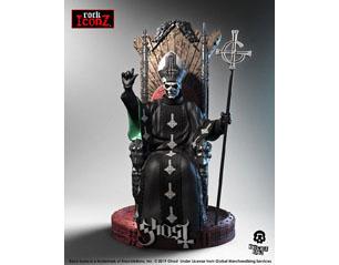 GHOST rock iconz statue papa emeritus II STATUE