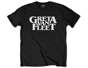 GRETA VAN FLEET logo black TS