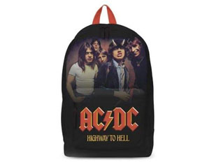 AC/DC highway to hell rucksack BAG