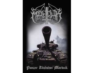 MARDUK panzer division 20th  HQ TEXTILE POSTER