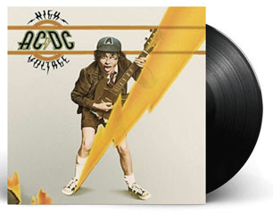 AC/DC high voltage VINYL