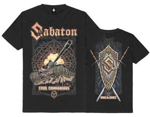 SABATON steel commanders TS