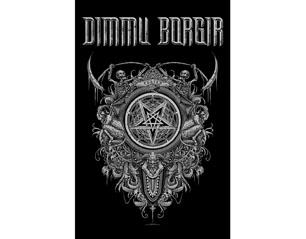 DIMMU BORGIR eonian HQ TEXTILE POSTER