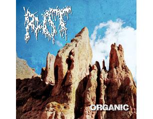 ROT organic CD
