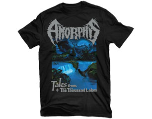 AMORPHIS tales from silver letters TS